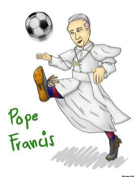 Papa Pancholin - Pope Francis