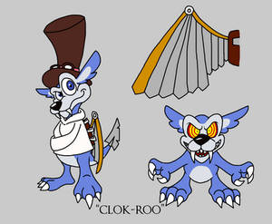Clok Roo (NerdyKairi Version)