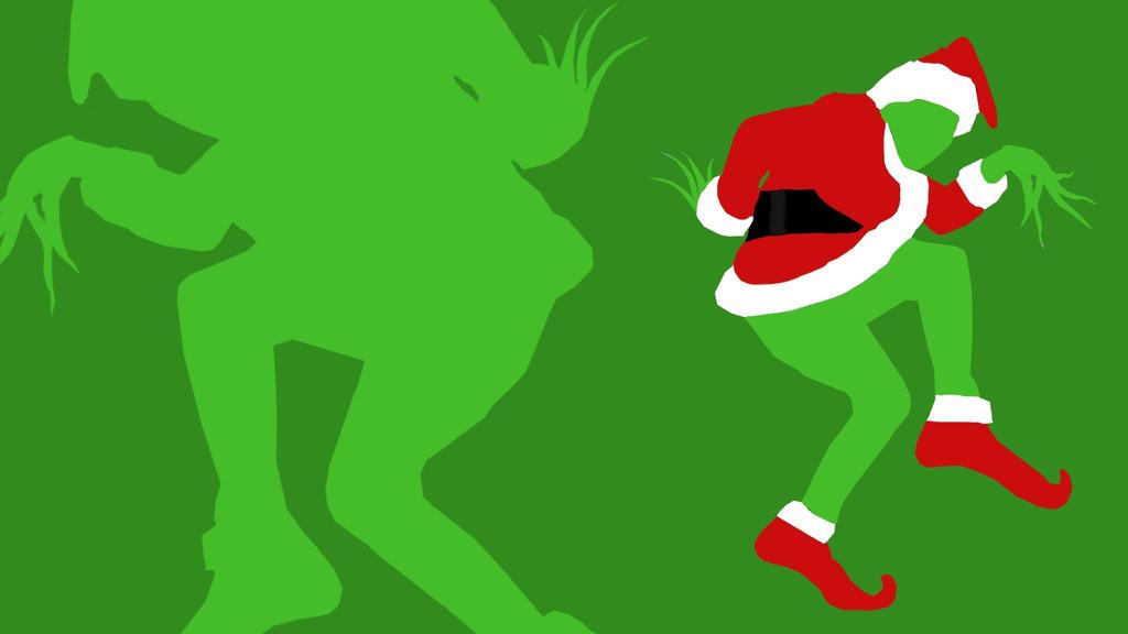 Fondos Para Pantallas De Grinch Para Navidad: El Grinch Fondo De Pantalla By Yuman1 On DeviantArt