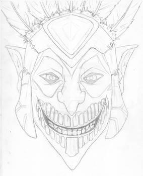 Dazzle face