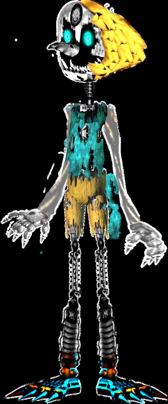 Nightmare Pearl by Writerman674