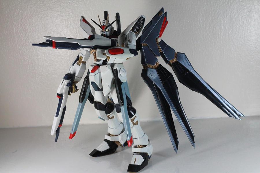 Gundam Strike Freedom Custom 9 by eyeOFskadi on DeviantArt