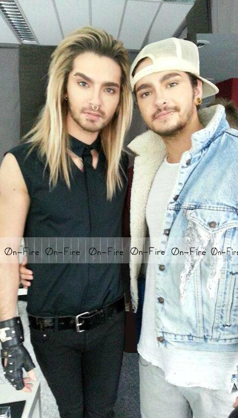 Bill Kaulitz 2014
