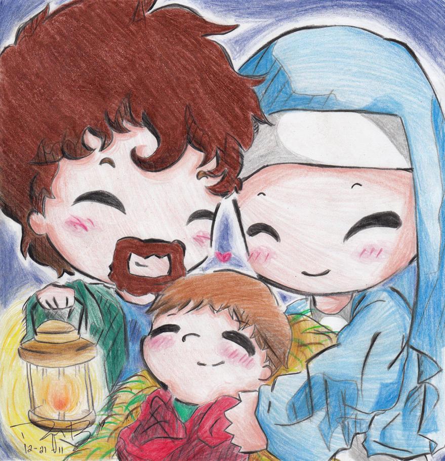 Christmas by sweetchiyo001