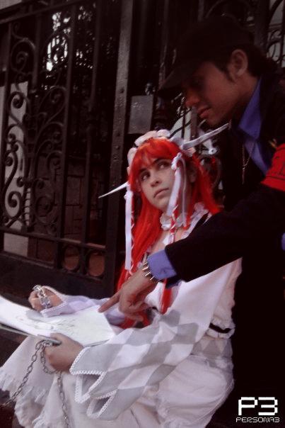 Chidori Persona 3 Cosplay