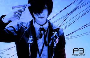 Minato Persona 3 Cosplay2 by alas-etereas