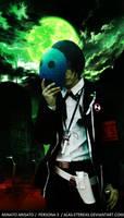 Persona 3 - DarkHour by alas-etereas