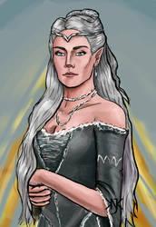 Queen of Elves