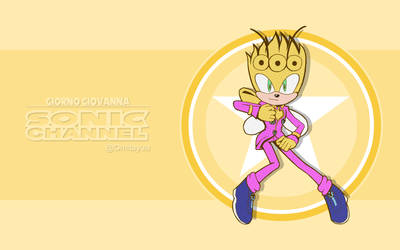 Giorno Sonic Channel Style by Omitayua