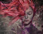 November, Agnieszka Wencka, oil on cnavas, 80 x100