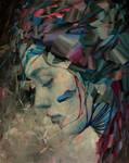 Reminiscence, Agnieszka Wencka, oil , 80x 100