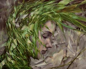 Jade, oil on canvas, 80 x 100, Agnieszka Wencka