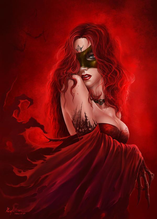 Red by KnightChan