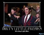Glee: Dirty little freaks