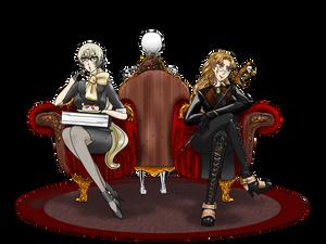 Collab: Shinigami Ladies