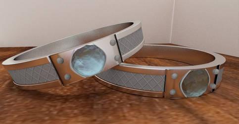 Luna's Bracelets 3D
