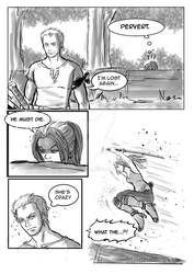 Zoro And Luna  Page 1