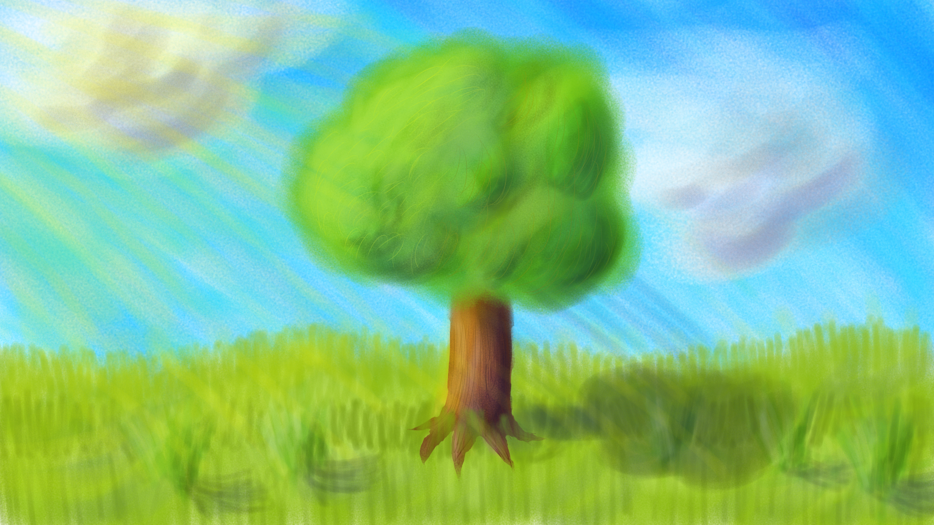 A Tree. by Maverik-Soldier