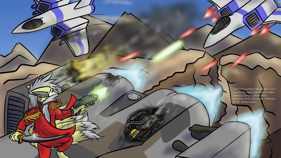 Battle of Wendalore by Maverik-Soldier