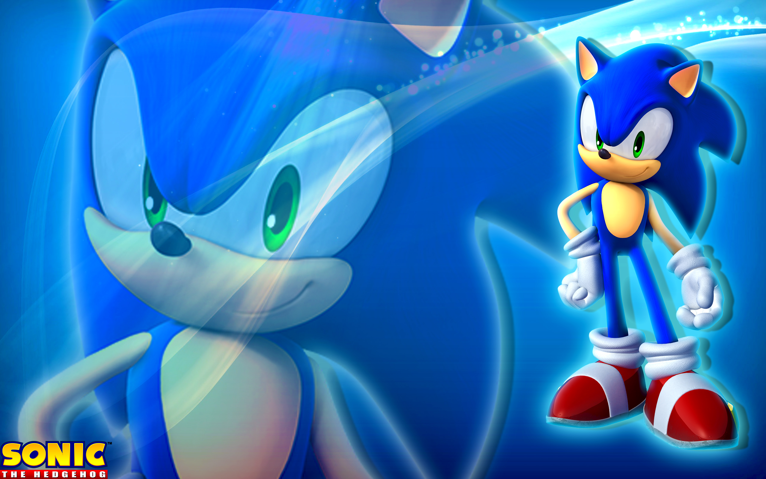 Sonic The Hedgehog Wallpaper By SonicTheHedgehogBG