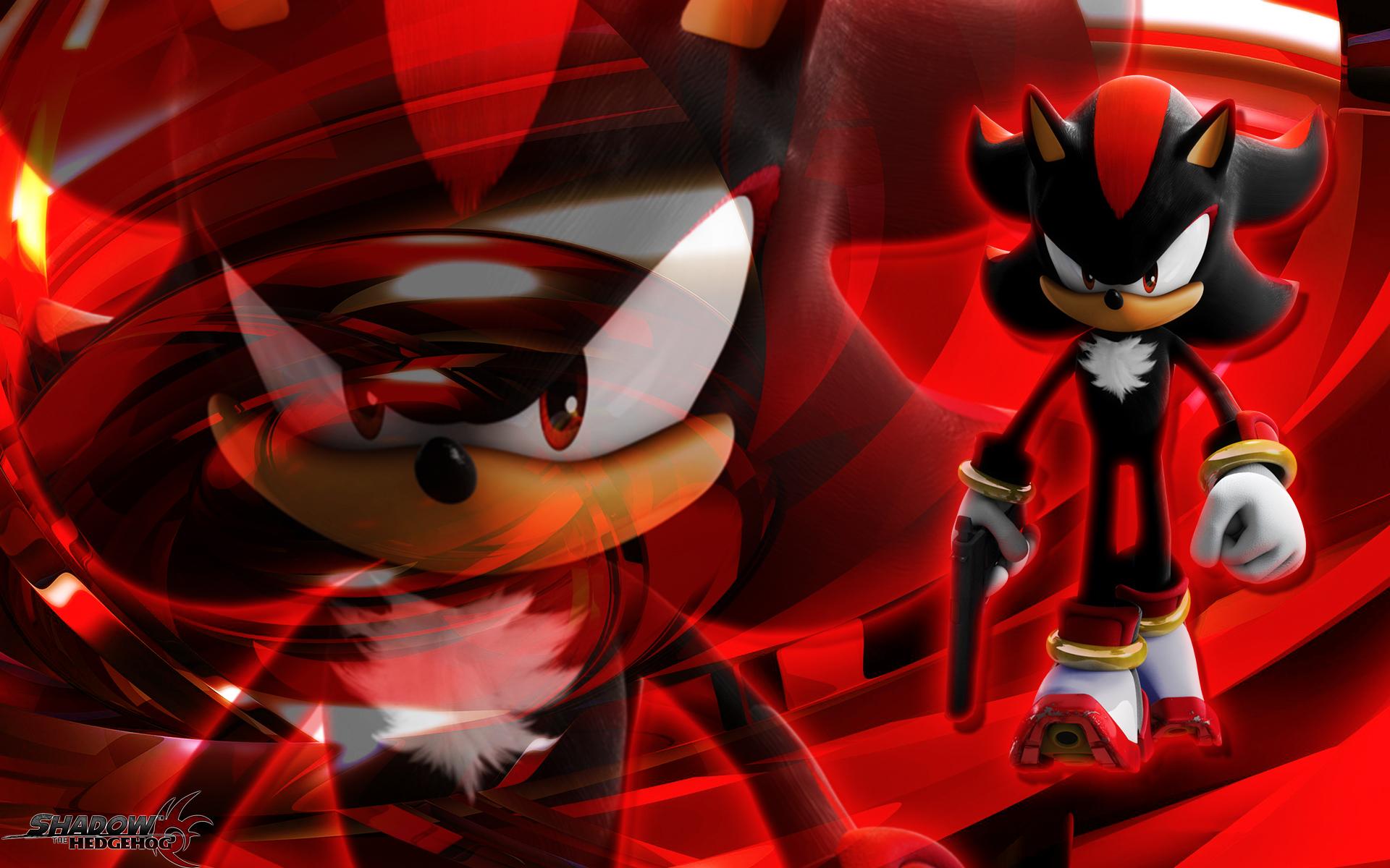 Shadow The Hedgehog Wallpaper By Sonicthehedgehogbg On Deviantart