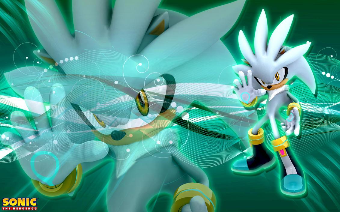 Silver The Hedgehog Wallpaper By SonicTheHedgehogBG
