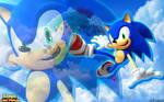 Sonic Lost World Wallpaper - Sonic