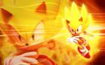 Super Sonic Wallpaper