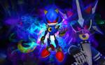 Metal Sonic Wallpaper