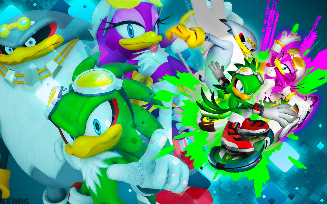 The Babylon Rogues - Wallpaper by SonicTheHedgehogBG