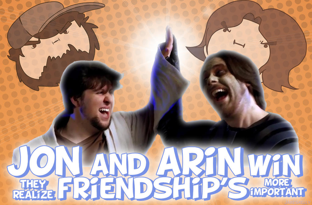 Jon And Arin - A Christmas Miracle by SonicTheHedgehogBG