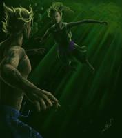 Freddy and Amphora Final by tadamson