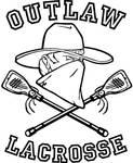 Outlaw Lacross Logo by tadamson