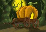 Pumpkin Cariage