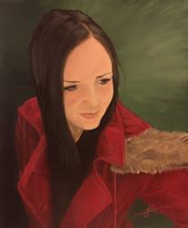 Mariah - Portrait by tadamson