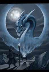 Dragon Summoning - Color Study