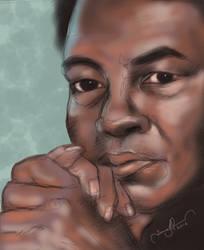 Mohammad Ali by tadamson