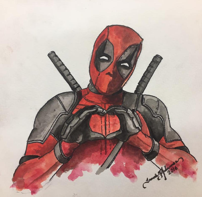 Deadpool Fanart