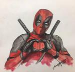 Deadpool Fanart by tadamson