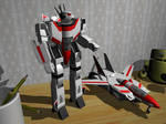 Jetfire Transformer by tadamson
