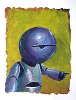 Robot by tadamson