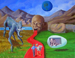 Surrealism by tadamson