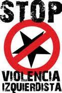 STOP LEFTIE VIOLENCE by vandict