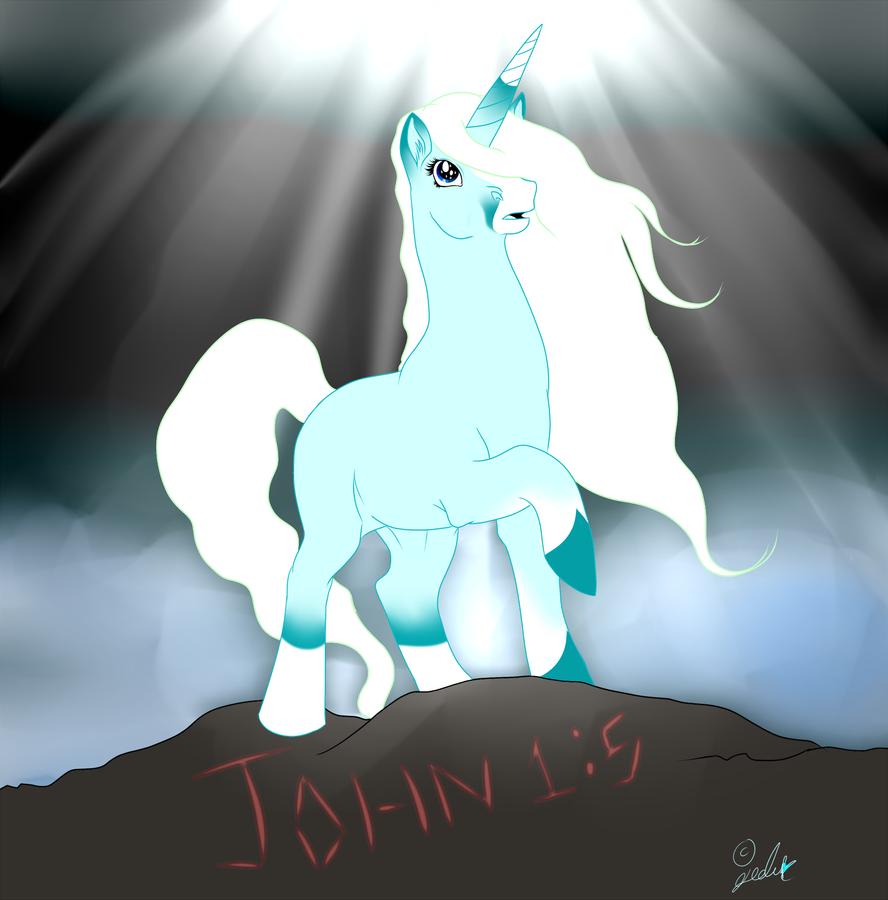 Celestial Presence by JedaUW