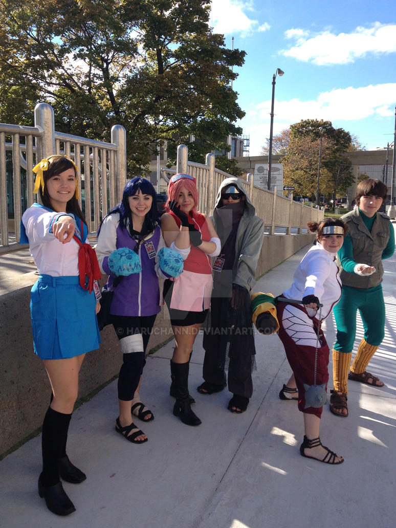 Youmacon 2012! by HaruChann