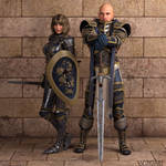 Fantasy Warriors:Medieval