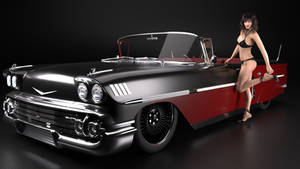 58 Impala by scifigiant