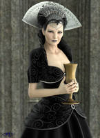 Dark Empress by scifigiant