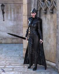 Legion Commander by scifigiant