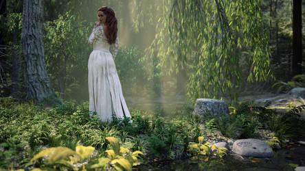The Bride by scifigiant